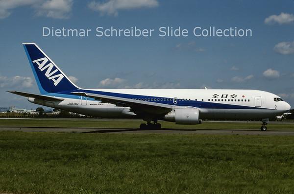 1994-10 JA8482 Boeing 767-200 All Nippon Airways
