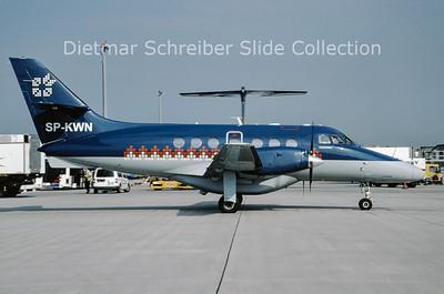 2009-07 SP-KWN Bae jetstream 31 Jetair