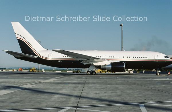 2009-05 N2767 Boeing 767-200 Google