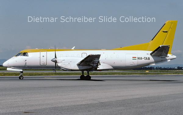 2009-08 HA-TAB Saab 340 Fleet Air International