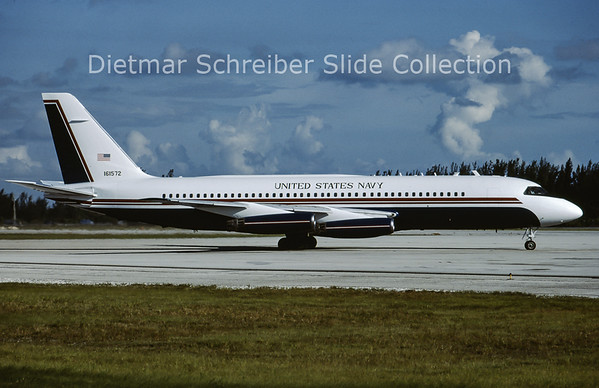 1986-09 161572 Convair 880 United States Navy