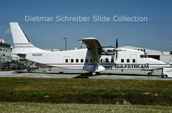 1995-12 N826BE Shorts 360 Gulfstream International