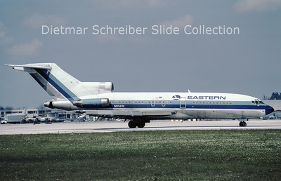 1984-05 N8141N Boeing 727-100 Eastern Airlines