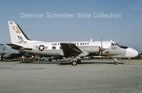 1991-11 155722 Gulfstream 1 United States Navy