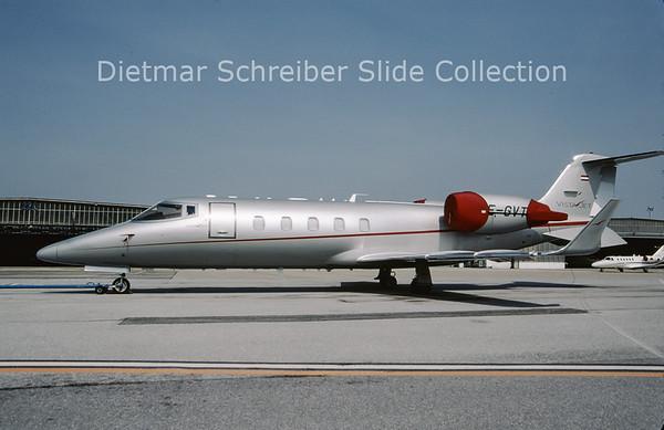 2009-04 OE-GVT Learjet 60 Vista Jet