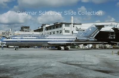 1995-12 CC-CLZ Boeing 727-100 Aerovias DAP