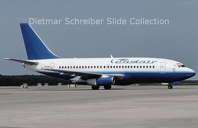 2009-07 EY-534 Boeing 737-247 (c/n 23517) Eastair