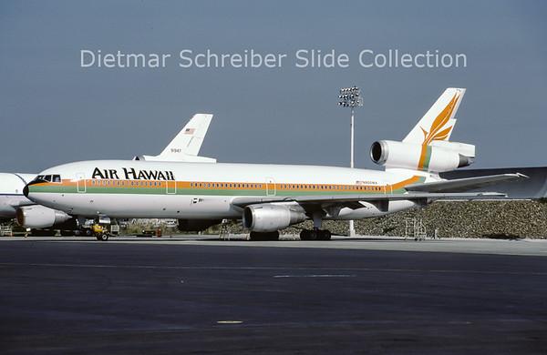 N905WA Douglas DC10 Air Hawaii