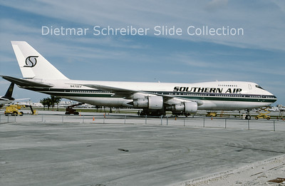 1994-07 N470EV Boeing 747-200 Southern Air Transport
