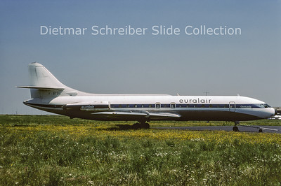 1977-09 F-BTDL Caravelle Euralair