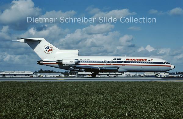 HP-619-API Boeing 727-100 Air Panama