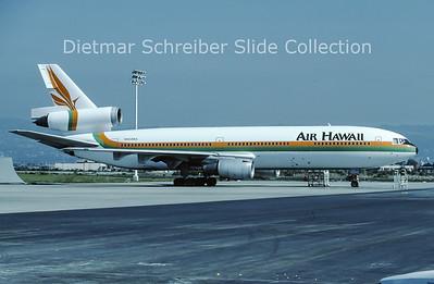 N904WA Douglas DC10 Air Hawaii