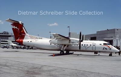2002-07 PJ-DHE Dash DHC8-300 Dutch Carribean Express