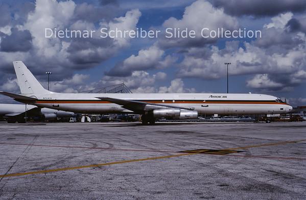N7043U Douglas DC8-60 Arrow Air