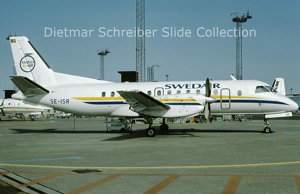 SE-ISR Saab 340 Swedair