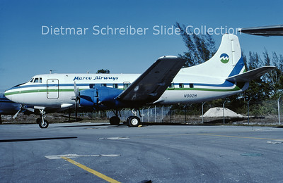 1985-01 N982M Martin 404 Marco Island Airways