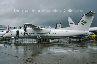 1993-07 C-GDKL Dash DHC8-300 Air Dolomiti