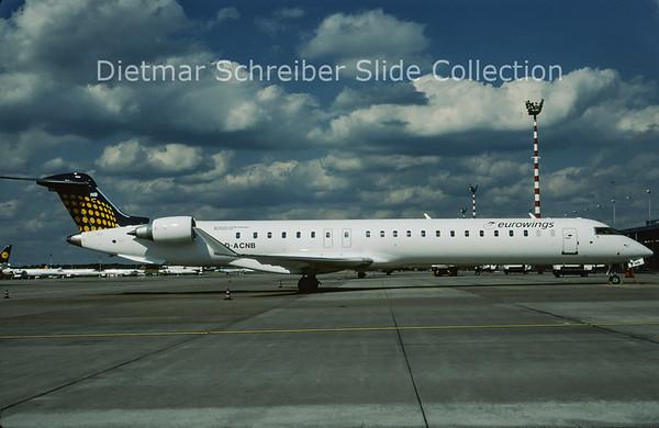 2009-06 D-ACNB Canadair Regionaljet 900 Eurowings