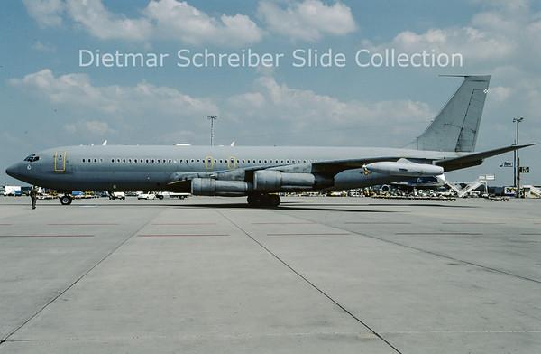 2009-05 T17-1 Boeing 707-331B (c/n 20060) Spainish Air Force