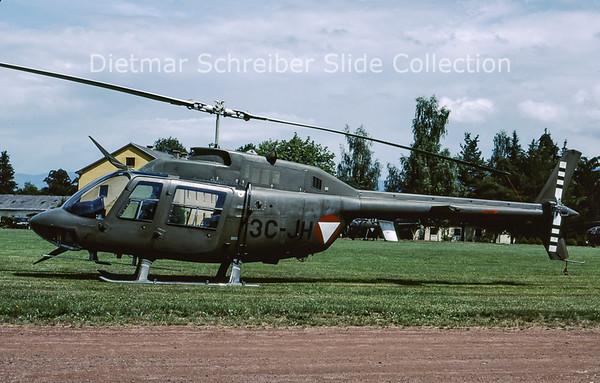 2003-06 3C-JH Bell 206 Austrian Air Force