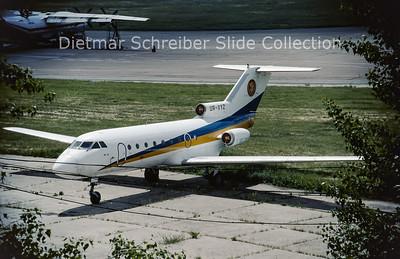 2008-06 UR-XYZ Yakovlev 40