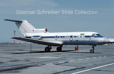 2001-04 4K-87218 Yakovlev 40 Azerbaijan Airlines