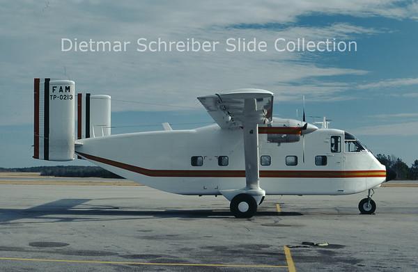 1979-01 TP-0213 Shorts SC7 Skyvan Mexican Air Force