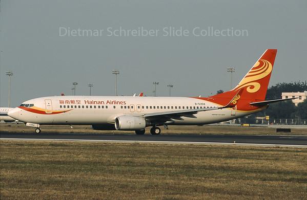 B-5358 Boeing 737-800 Hainan Airlines