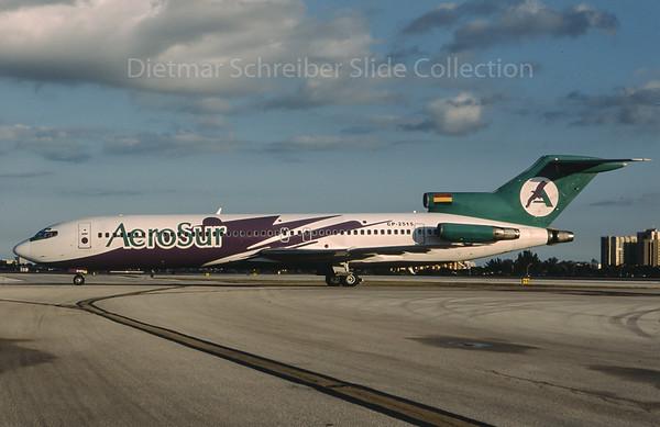 2009-10 CP-2515 Boeing 727-200 Aerosur