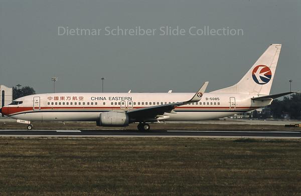 B-5085 Boeing 737-800 China Eastern