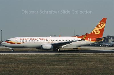 B-5428 Boeing 737-800 Hainan Airlines