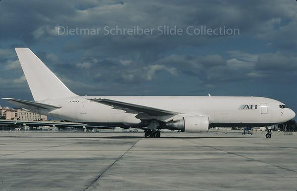 2009-10 N748AX Boeing 767-200 Air Transport International