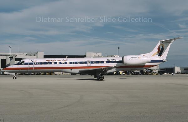 2009-10 N818AE Embraer 145 American Eagle