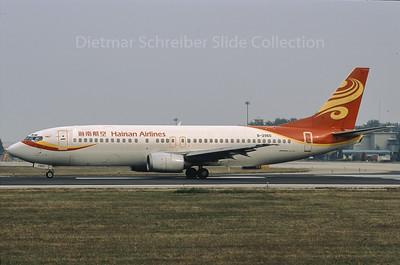 B-2960 Boeing 737-400 Hainan Airlines