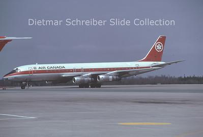1979-05 CF-TII Douglas DC8-53 (c/n 45934) Air Canada
