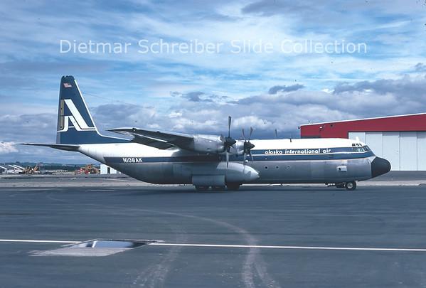 1979-06 N108AK Lockheed C130 Hercules Alaska International Air