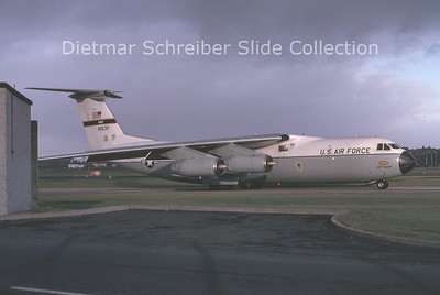 1978-01 64-0430 Lockheed C141A Starlifter (c/n 6043) United States Air Force