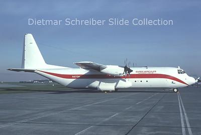 1982-10 N4170M Lockheed L100-30 Hercules (c/n 4891)