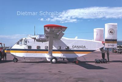1977-08 C-FGSC Shorts SC7 Skyvan (c/n SH.1845)