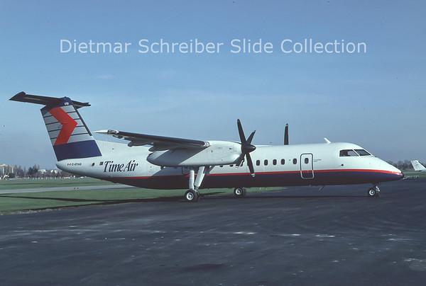1991-10 C-GTAQ Dash DHC8-300 Time Air