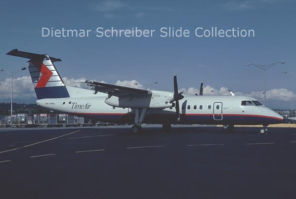1991-10 C-GHTA Dash DHC8-300 Time Air