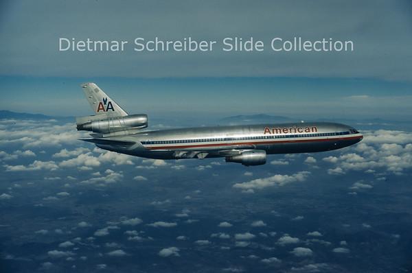 1970-10 N102AA MDD DC10-10 (c/n 46502) American Airlines