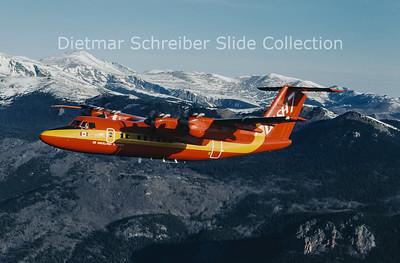 1976-05 C-GNBX DHC Dash 7-100 (c/n 1) DeHavilland Canada