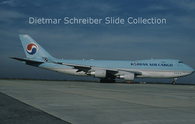 2010-11 HL7602 Boeing 747-4B5ERF (c/n 34301) Korean Air