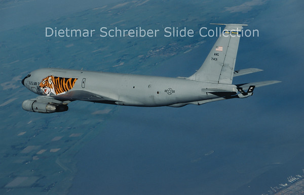 57-1431 Boeing KC135R (c/n 17502) United States Air Force