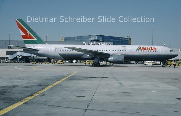 OE-LAU Boeing 767-3Z9ER (c/n 23765) Lauda Air Italy