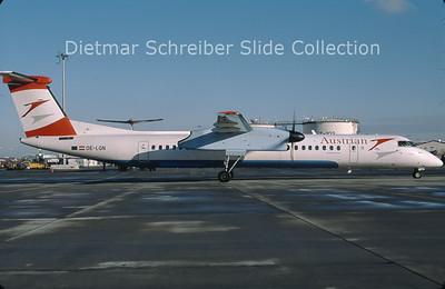 2013-01 OE-LGN Dash DHC8-400 Austrian Airlines