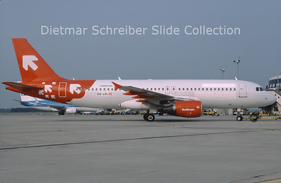 2012-09 OE-LEL Airbus A320-214 (c/n 2668) Flyniki