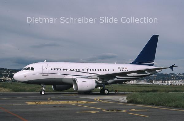 2012-05 OE-ICE Airbus A318 Jet Alliance