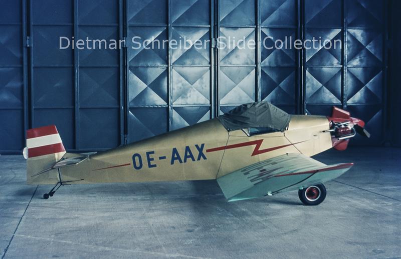 OE-AAX Jodel D95